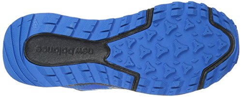 New Balance Men's 590v2 Trail Running Shoes Electric Blue/Black/Hi Lite ayIDdRM9u