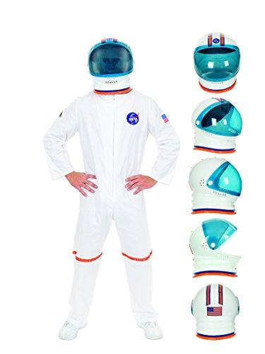 Space Fancy Dress Suit Costume (Astronaut Space Helmet)