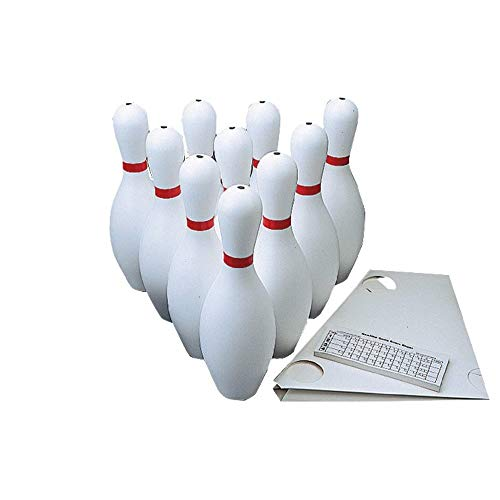 S&S Worldwide Weighted Bowling Pins - Set Weighted Bowling