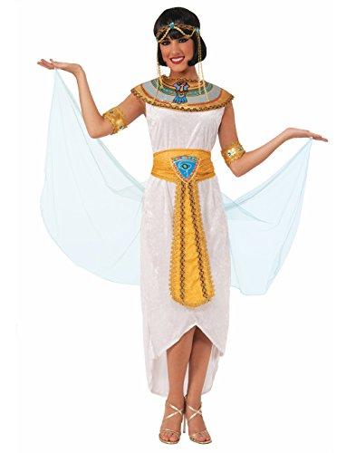 Forum Novelties Women's Egyptian Queen Costume, Multi, One (Egyptian Queen Plus Adult Costumes)