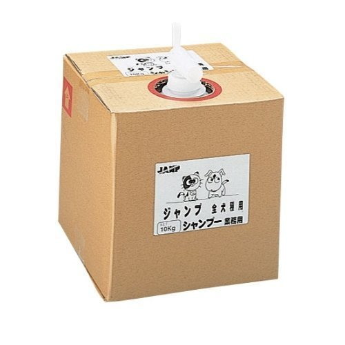 ジャンプ 業務用シャンプー ゼネラル 10kg B0027GC1KC