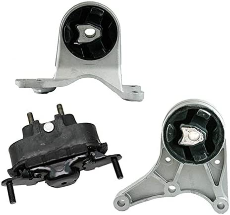 Motor /& Trans Mount 2PCS for 04-10 Chevy Malibu// Pontiac G6// Saturn Aura 3.5L