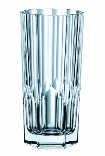 Nachtmann Aspen Crystal Long Drink Glasses, Set of 4