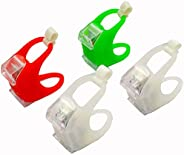 LED Navigation Lights, Led Emergency Lights for Boat Bow, Stern, Mast or Paddles, LED Night Fishing Light for