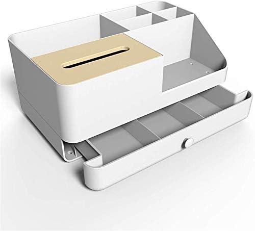 Organizador de escritorio con escritorio papelería acabado la ...