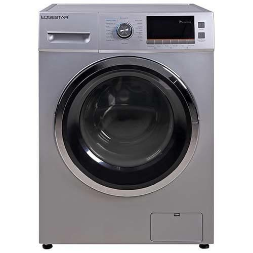 Edge Star CWD 1550S 2.0 Cu. Ft. All in One Ventless Washer and Dryer (Silver)