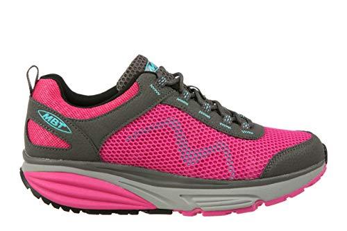MBT USA Inc Women's Colorado 17 Black/Purple Fitness Walking Shoes 702012-1195Y Size 7.5