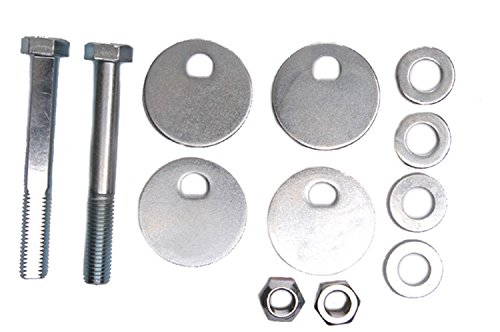 - ACDelco 45K18040 Professional Front Camber Adjuster Bolt Kit with Hardware