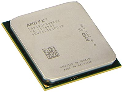 Amd Fx-9590 Oem Fx-series 8-core Black Edition