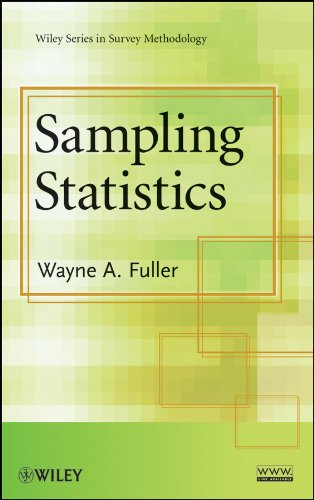 Sampling Statistics (The Practice Of Survey Research Theory And Applications)