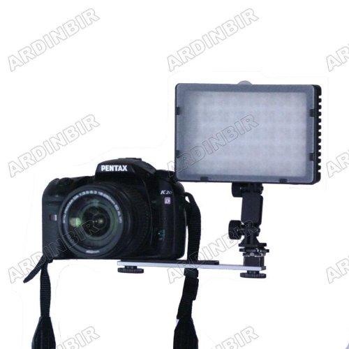 カメラLEDライトLite for Sony Alpha a230 , a200 , a330 , a350 , a380 , a230l、a200 K、ka850、a330l、a230y、a350 K、a550、a380y、a500、a300 K、a900、   B003HL0N60