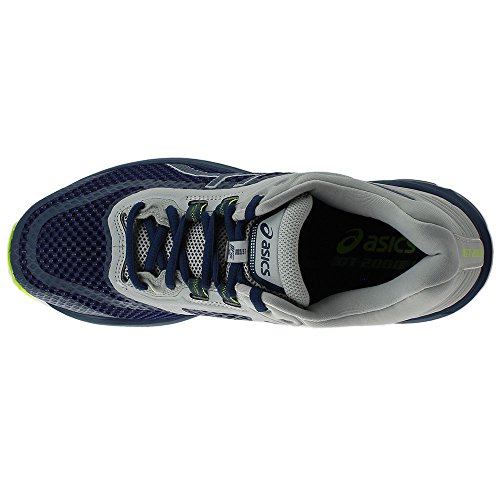 ASICS GT-2000 6 Men's Running Shoe, Dark Blue/Dark Blue/Mid Grey, 7 M US by ASICS (Image #5)