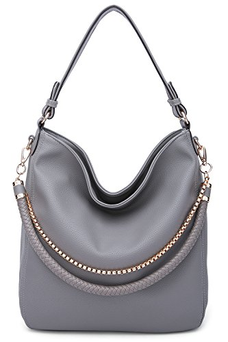 by Designer Farrow Collection Shoulder Handbags Scarlett Bag MKF body Grey IN K New 1 Mia Cross 2 Women's d41dnwW0a