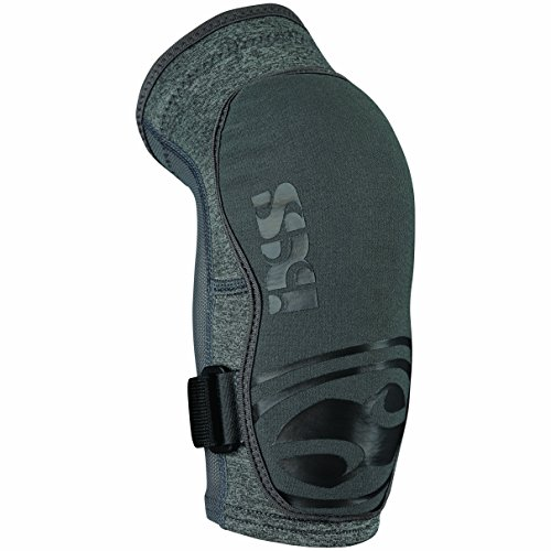 (IXS Flow Evo+ Elbow Pad Grey,)