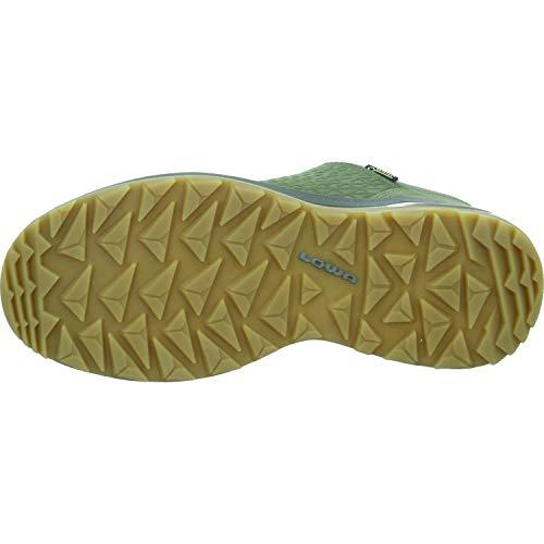 Scarpe Lo Nubuck Locarno Gtx Uomo Bosco Fabric Lowa YqAw1n