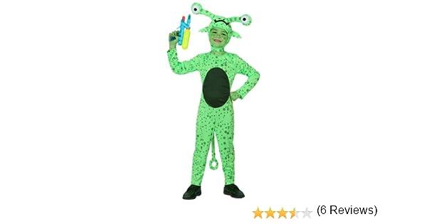 Atosa-16086 Disfraz Alien, color verde, 3 a 4 años (16086): Amazon ...