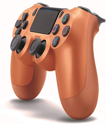 DualShock 4 Wireless Controller for PlayStation 4 - Copper [Discontinued] 4