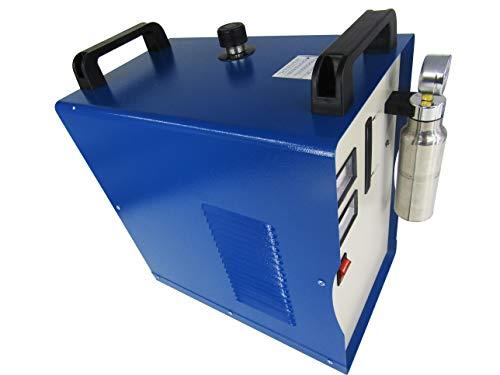 gr-tech instrumento® Nueva oxy-hydrogen Generador agua pulidor de soldador acrílico Flame Torch soldador 150L 110 V o 220 V: Amazon.es: Industria, ...