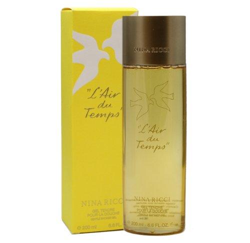 Nina Ricci L'air Du Temps Perfumed Bath & Shower Gel-6.7 oz.