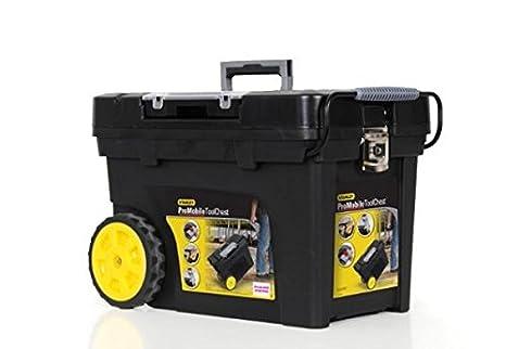 STANLEY 1-97-503 - Arcón de transporte, capacidad de 53L: Amazon.es: Bricolaje y herramientas