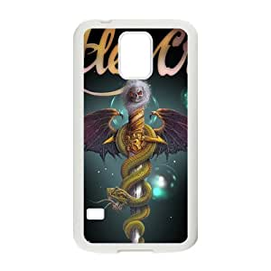Happy Motley Crue Cell Phone Case for Samsung Galaxy S5
