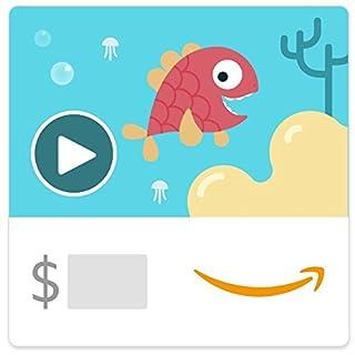 Amazon eGift Card - Under the Sea (Animated) (B077528661) | Amazon price tracker / tracking, Amazon price history charts, Amazon price watches, Amazon price drop alerts