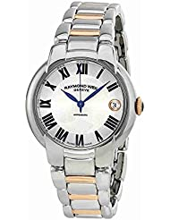 Raymond Weil Jasmine Womens Automatic Watch 2935-S5-01659