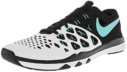 Nike Train Speed 4 Heren Training / Loopschoen Zwart / Jade-wit