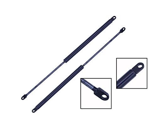 Chrysler Lebaron Gts - 2 Pieces (SET) Tuff Support Hatch Lift Supports 1985 To 1989 Dodge Lancer / Chrysler Lebaron GTS