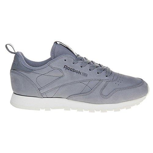 Reebok Mujeres Calzado / Zapatillas de deporte classic Leather MN gris