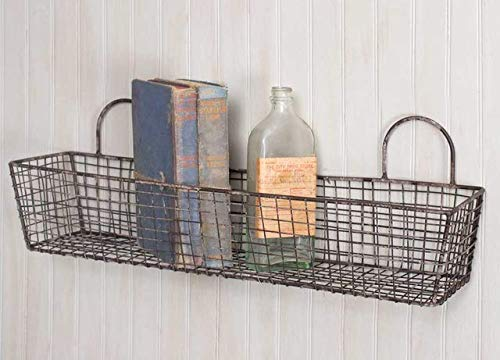 (French Wire Hanging Bread Basket)