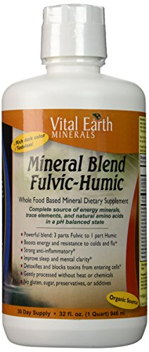 VITAL EARTH MINERALS FULVIC HUMIC BLEND product image