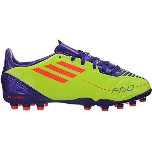 Adidas - Botas de futbol niño Adidas F10 MG J G51576 - W13411 - 38: Amazon.es: Zapatos y complementos