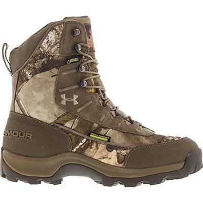 Under Armour UA Brow Tine 800 Boot - Men's Realtree AP-Xtra / Uniform / Fawn 10