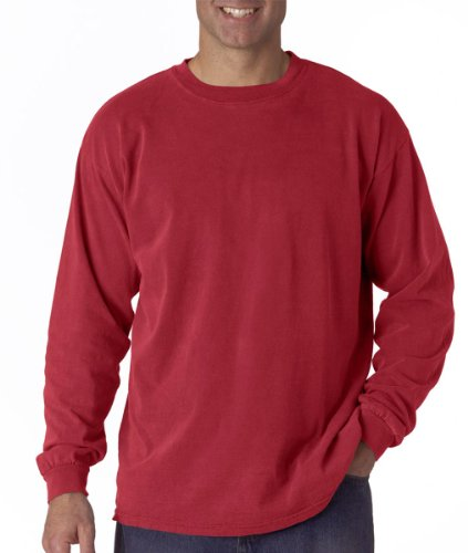Comfort Colors Men's Chouinard Long Sleeve T-Shirt