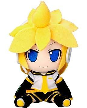 Offizielle Nendoroid Vocaloid Serie 05 Plüschtier - 12 Ren Kagamine (Japanese Import)
