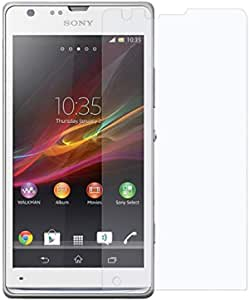 Sony Xperia SP Screen Protector Guard True Crystal Clear Film