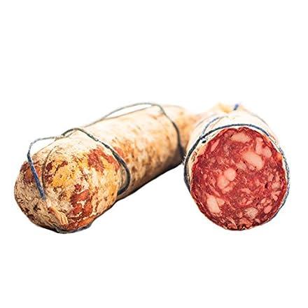 Salame Toscano artigianale della tradizione norcina