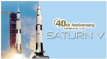 Dragon Models 1/400 Apollo 13 Saturn V Rocket (40th Anniversary)