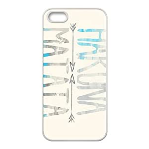 Hakuna Matata simple pattern Cell Phone Case for Iphone 5s