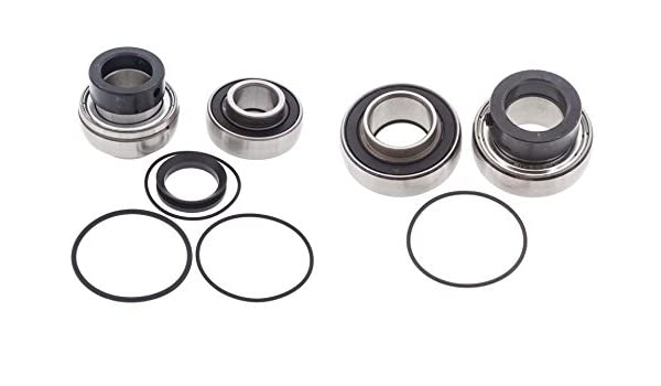 Lower Drive Shaft /& Upper Jack Shaft Bearing /& Seal Kit for Polaris 600 XC SP 1999-2005 All Balls