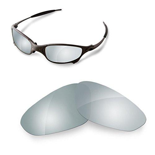Sunglasses Juliet Lentes Oakley para Polarizadas de Titanium Restorer Recambio qHqBw7v