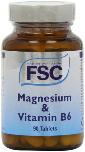 FSC Magnesium & Vitamin B6 90 tablet