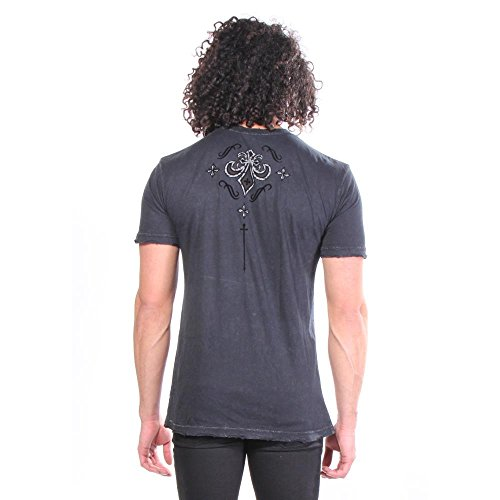 Affliction T-shirts Atol Grafik Graphic Herren