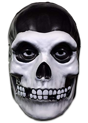 Trick Or Treat Studios Misfits The Fiend Vacuform Mask ()