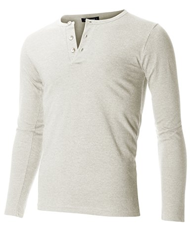 flatseven-mens-slim-fit-casual-long-sleeve-henley-t-shirt-thl100-off-white-m