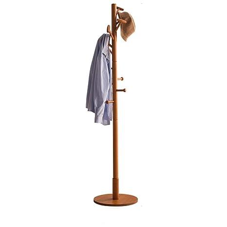 Amazon.com: Perchero para perchas de ropa, bastidor simple ...