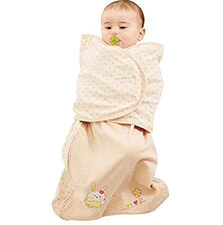 e93d1204bb62 LINAG Baby Sleeping Bag Swaddle Bodysuit Newborn Sack Pajamas Breathable Legs  Climbing Clothes Robes Toddler Romper