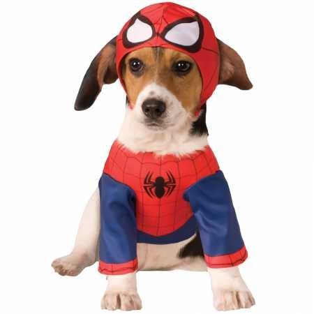Rubie's Marvel Universe Spider-Man Pet Costume, Large ()