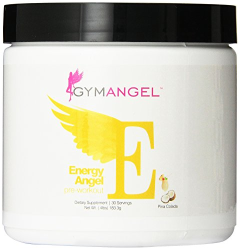 Gym Angel Energy Drink, Pina Colada, 183.3 Gram